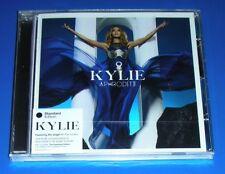 KYLIE MINOGUE, Aphrodite, Standard Edition, 12 tracks, SEALED, 2010