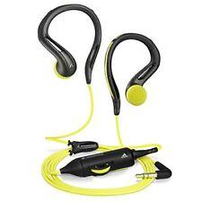 Sennheiser OMX 680 Adidas Sports In-Ear Headphones - Gray/Yellow