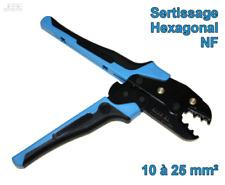 CK Tools T3676 Clé À Cliquet Pince à sertir pour Bell bouche Embouts 6-25 mm