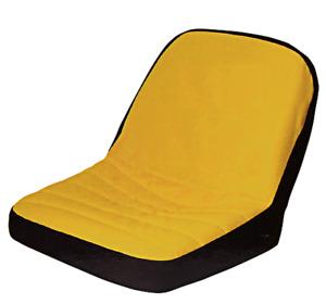 "Seat Cover (MEDIUM) LP92324 Fits John Deere Mower & Gator seats up to 15"" High"