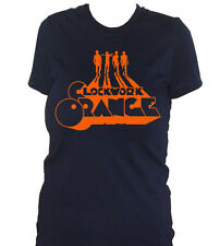 fm10 women's t-shirt ARANCIA MECHANICS clockwork orange CINEMA&TV come in