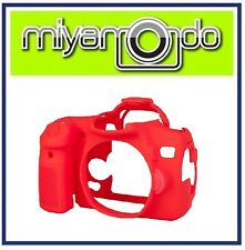 EasyCover Camera Case Protection For Canon 70D (Red)