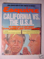 ESQUIRE February 1978 California Frank Sinatra Dean Martin Jerry Lewis
