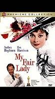 NEW My Fair Lady VHS 2 Movie Video Tape Set Audrey Hepburn Rex Harrison Classic