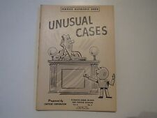 1950 DODGE CHRYSLER PLYMOUTH DESOTO UNUSUAL CASES SERVICE REFERENCE MANUAL V3No9