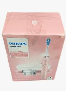Philips Sonicare DiamondClean Rechargeable Electric Toothbrush, 2019 Pink