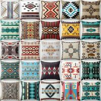 Kissenbezug Kissenhülle Dekokissen - exotisches Navajo Indianer Retro Muster