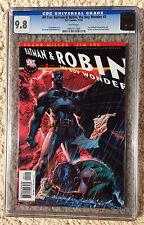 All Star BATMAN & ROBIN THE BOY WONDER #2 in NM / MINT CGC 9.8 by FRANK MILLER