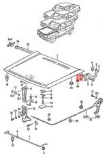 Genuine VW AUDI SEAT SKODA 50 Caddy Gasket Zinc AKL38103550