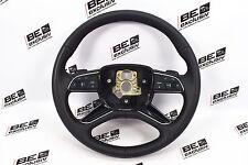 Orig. Audi q7 4 m e-tron Cuir Volant Tiptronic MFL Soul 4m0419689h 4m0419091