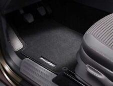 Genuine Volkswagen Amarok Front Tailored Carpet Mats RHD
