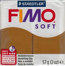 Staedtler fimo Soft 8020-7 Argilla 56g - Caramello