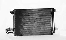 For Audi A3 TT Q VW Golf GTI Jetta Rabbit A/C Condenser and Evaporator TYC 3255