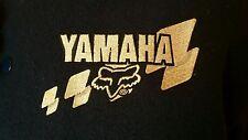 Cazadora Fox Yamaha L cuero edición limitada