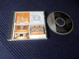 CD Organ Orgel Orgue GÖCKEL Freiburg, Hördt & Whyl | Bach Couperin de Grigny DDD