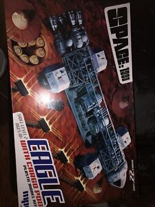 """MPC Space 1999  """"22"""" Eagle with cargo pod model kit"""