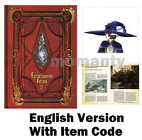 Encyclopaedia Eorzea The World of FINAL FANTASY XIV Volume II English Item Code
