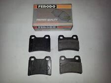 FORD ESCORT ORION KIA MENTOR FERODO BRAKE PADS FDB772 PAD761