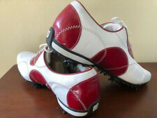 foot joy ladies shoes,sharp looking w/bonus gifts, size 8 1/2