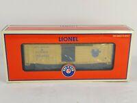 Lionel 6-15018 Delaware & Hudson, D&H Waffle-Sided Boxcar  RN 24052 NIB!!