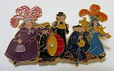 Disney Pin 39567 DS Mary Poppins Commemorative Perly Band Pin