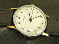 Corsar Raketa USSR Soviet mechanical wrist watch 17 jewels 2609HA Caliber