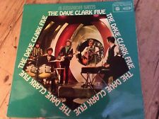 A Session With The Dave Clark Five -  1964 Vinyl LP Music For Pleasure
