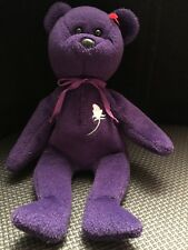 TY Princess Beanie Baby Made In Indonesia (Ultra Rare)