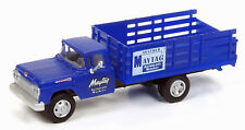 Classic Metal Works HO 30485 1960 Ford Stake Bed Truck, Maytag. New