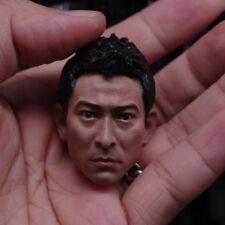 1/6 Scale Andy Lau 刘德华 Head Sculpt Lau Tak Wah Headplay Infernal Affairs
