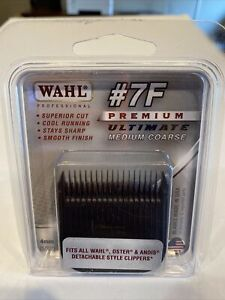 Wahl #7F mdium course