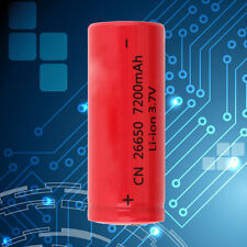 26650 3.7v 7200mah Rechargeable Li-ion Battery Use for FlashlightLY