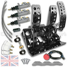 VW LUPO IDRAULICO FLOOR MOUNTED PEDALE BOX + KIT B cmb6552-hyd-kit + linee