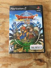 Dragon Quest VIII (PlayStation 2) W/ Final Fantasy 7 Preview