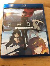 RWBY: Volume 3 [Blu-ray] DVD Combo Pack Anime Animation