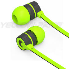 Green EarPods Earphones Earbuds Headphone Mic iPhone 4 5 S 6 Plus iPad iPod