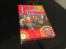 ESCENAS DE MATRIMONIO DVD PRIMERA TEMPORADA COMPLETA 30 EPISODIOS