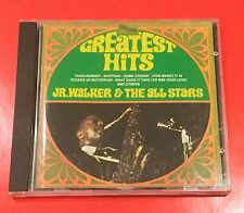 SUPERB JR JUNIOR WALKER & THE ALL STARS GREATEST HITS AAD 1987 ALL HIS BEST HITS