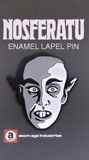 Nosferatu Enamel Pin N002PC Dracula Bram Stoker