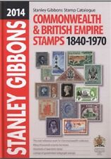 Stanley Gibbons. 2014 Commonwealth & British Empire stamps 1840-1970  P.D.F