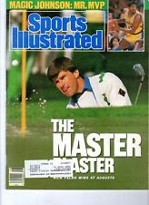 SPORTS ILLUSTRATED MAGAZINE- April 17, 1989