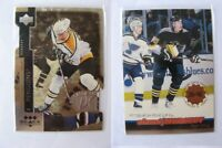 1997-98 Black Diamond PC5 Morozov Alexei triple diamond premium cut  penguins