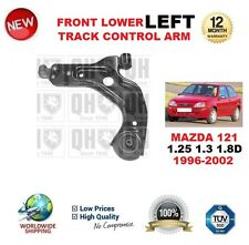 FOR MAZDA 121 1.25 1.3 1.8D 1996-2002 FRONT AXLE LEFT LOWER TRACK CONTROL ARM