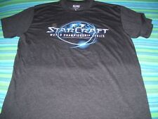 Starcraft II World Championship series Blizzard  Promo? T-Shirt L