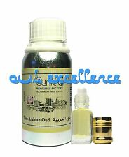 Tom Arabian Oud by Surrati 3ml Itr Attar Oil Based Perfume Oudh