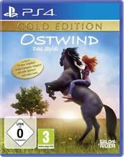 Ostwind - Das Spiel - PS4 PlayStation 4 - Gold Edition - Neu Ovp