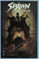 Spawn: The Undead #3 (Aug 1999, Image) Paul Jenkins, Dwayne Turner