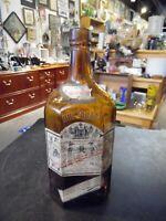 Antique Allacsh Caraway Creme Liquor Bottle
