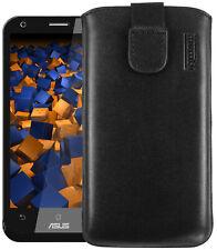 mumbi Leder Tasche für Asus Padfone 2 Etui Hülle Case Cover Bumper Schutz Handy