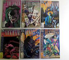 Showcase '94 Lot of 6 #1,2,3,4,5,6 DC Comics (1994) NM 1st Print Comic Books